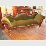 Mahogany Settee | Period: Victorian c1860 | Material: Mahogany