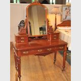 Mahogany Dressing Table | Period: Victorian | Material: Mahogany