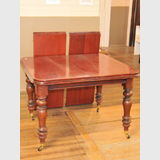 Colonial Extension Table | Period: Victorian c1890 | Material: Cedar