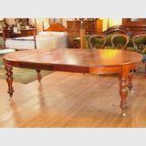 Early Cedar Extension Table | Period: Victorian c1860 | Material: Cedar