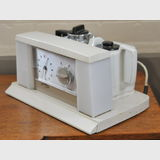 Automatic Tea Maker   Period: Retro c1960   Make: Goblin 'Teasmade'   Material: Porcelain and plastic