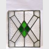 Leadlight Panel | Period: c1920 | Material: Glass lead light