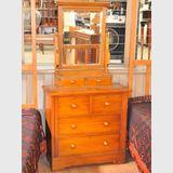Pine Duchess Chest | Period: Edwardian c1910 | Material: Pine
