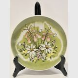 Studio Anna Cabinet Plate | Period: 1950s | Make: Studio Anna | Material: Earthenware