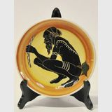 Martin Boyd Plate | Period: 1946- 63 | Make: Martin Boyd | Material: Earthenware