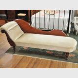 Cedar Chaise   Period: Victorian c1890   Material: Cedar