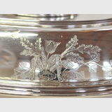 Entree Dish | Period: 1930s | Material: Silver Plate