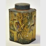 Bushells Tea Tin | Period: c1930s | Make: Bushells | Material: Tin Plate
