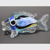 Chris Pantano Fish | Period: 1990 | Make: Chris Pantano | Material: Art glass