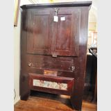 Storage Cabinet / Incubator | Period: c1930s | Make: Multiplo | Material: Various timbers