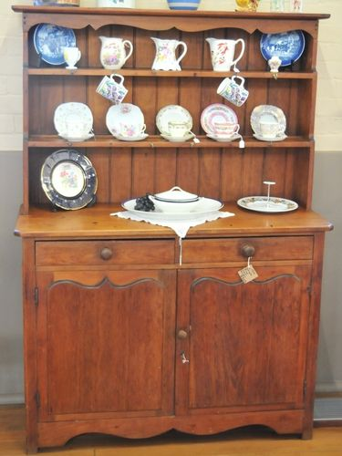 Kitchen Hutch | Period: c1930s | Material: Pine
