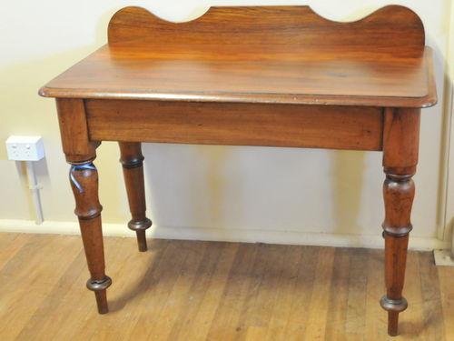 Cedar Side Table | Period: Victorian c1860 | Material: Cedar