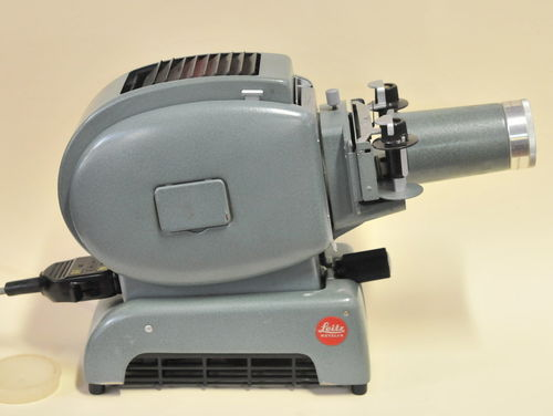 Leitz Slide Projector | Period: 1966 | Make: Leitz Wetzlar- Prado
