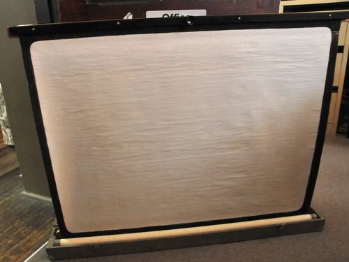 LumaPlax AutoBox Screen | Period: c1966 | Make: LumaPlax