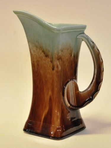 Newtone Vase   Period: c1930s   Make: BakewellBros.   Material: Pottery