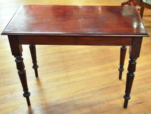 Cedar Hall Table | Period: Victorian c1870 | Material: Cedar