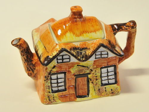 Price Bros Teapot | Period: c1950s | Make: Price Bros. | Material: Porcelain