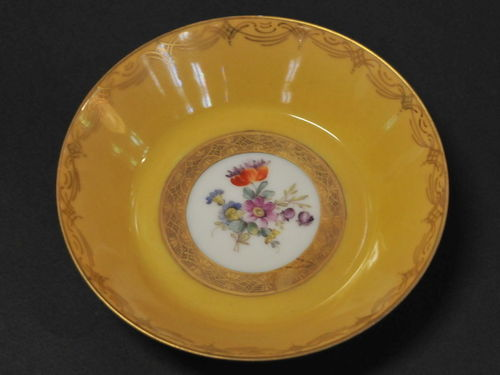19th Century Plate | Period: c1850 | Material: Hard paste porcelain