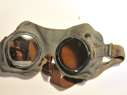Flying Goggles | Period: WW2- 1939-45