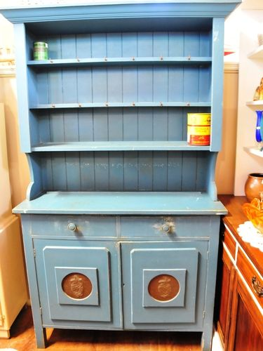 Kitchen Dresser | Period: Edwardian c1915 | Material: Pine