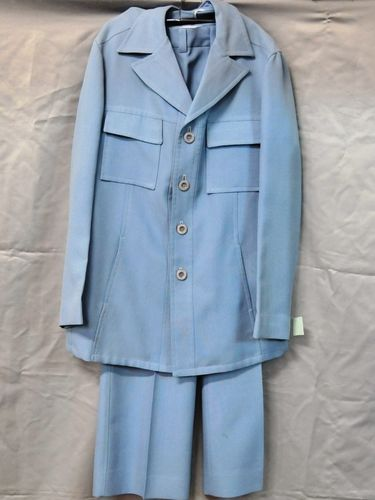 Safari Suit | Period: c1970s | Make: Freedman Suits