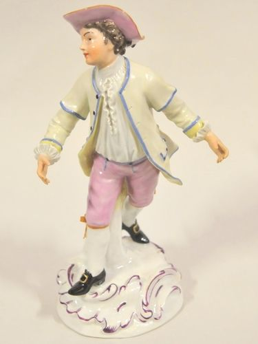 Royal Vienna Figurine | Period: c1880 | Make: Royal Vienna | Material: Porcelain