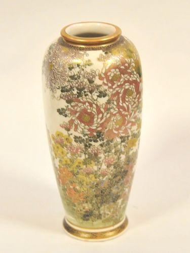 Satsuma Vase | Period: c1910 | Material: Porcelain