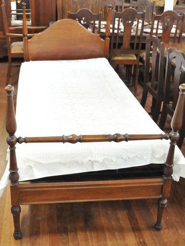 Rosenstengel Beds (Pair) | Period: c1940 | Make: Rosenstengel | Material: Maple