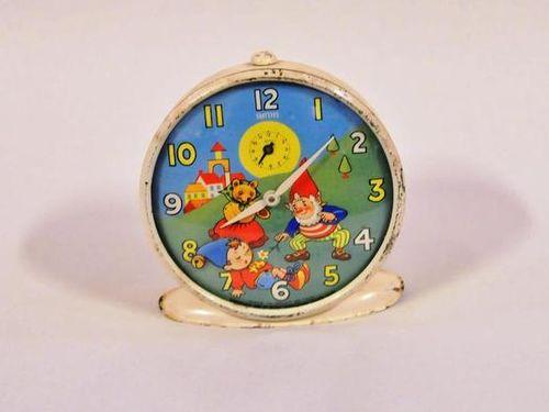 Noddy Clock | Period: 1950s | Make: Smiths