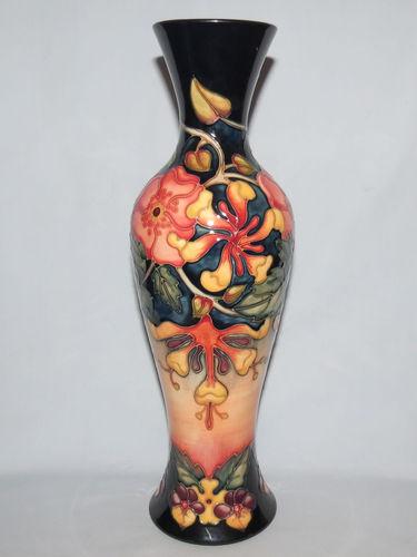 Moorcroft Oberon vase | Period: Contemporary | Make: Moorcroft | Material: Pottery | Moorcroft Oberon vase 93/12