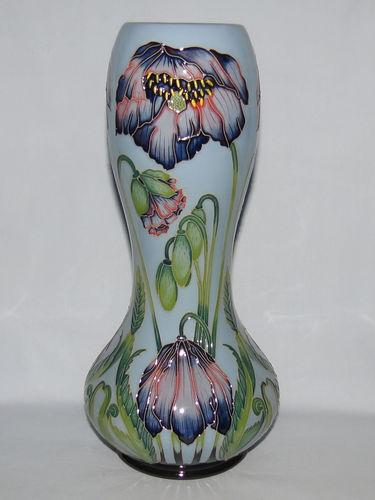 Moorcroft Ray of Hope vase   Period: Contemporary   Make: Moorcroft   Material: Pottery   Moorcroft A Ray of Hope vase 92/11