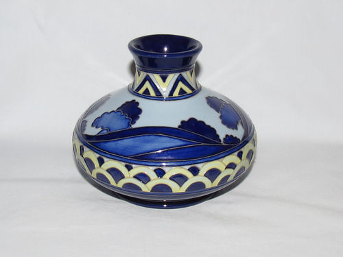 Moorcroft Second Dawn vase | Period: Contemporary | Make: Moorcroft | Material: Pottery | Moorcroft Num Ed Second Dawn vase 32/5