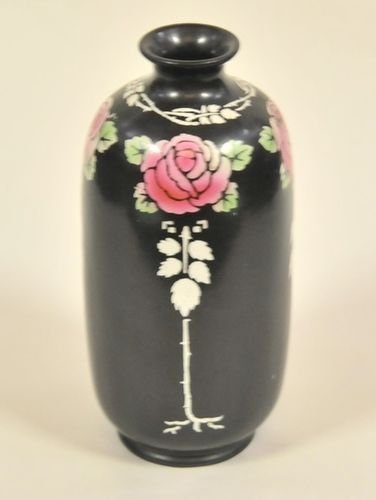 Shelley 'Roself' Vase | Period: C1920 | Make: Shelley | Material: Porcelain