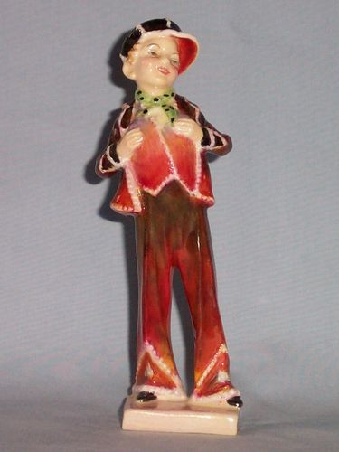 Royal Doulton Pearly Boy | Period: 1950's | Make: Royal Doulton | Material: Porcelain | Royal Doulton Pearly Boy HN2035