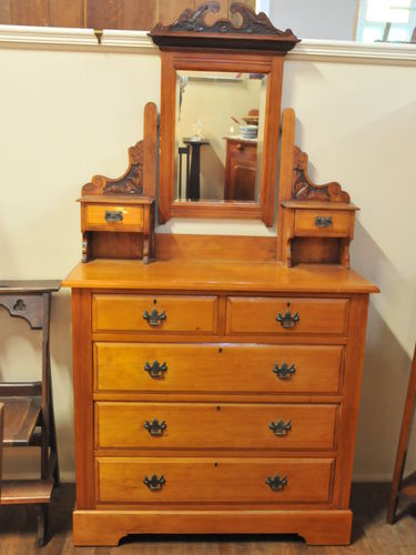 Dressing Table - Duchess | Period: Edwardian c1910 | Material: Pine