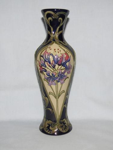 Moorcroft Sweet Amarylis vase | Period: Contemporary | Make: Moorcroft | Material: Pottery | Moorcroft Sweet Amarylis vase Shape 93/10