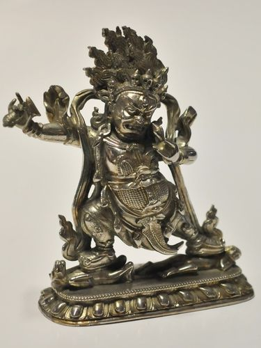 Tibetan Figure | Period: 19th Century | Material: Metal
