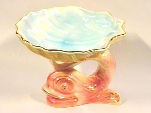 Fish Bowl   Period: c1960   Material: Pottery