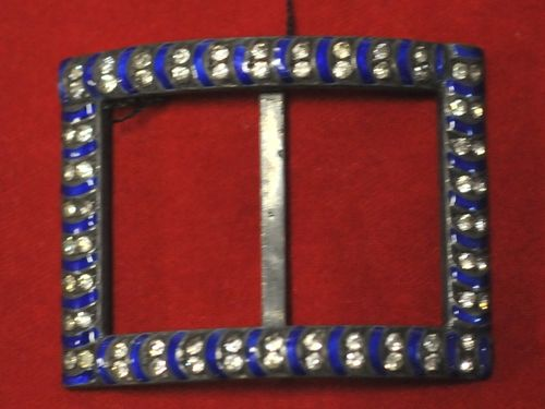 Georgian Steel Buckle | Period: Georgian c 1800 | Material: Steel