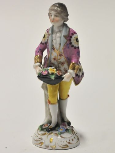 Samson of Paris Figure   Period: 1885-1920   Make: Samson   Material: Paris Porcelain
