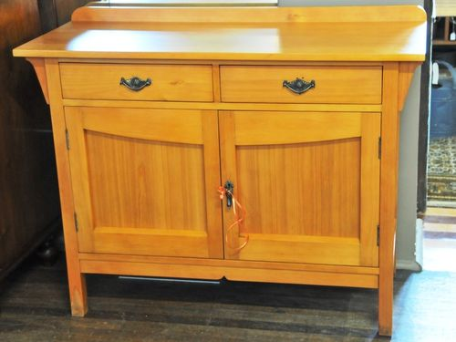 Restored Sideboard | Period: Edwardian 1910 | Material: Pine