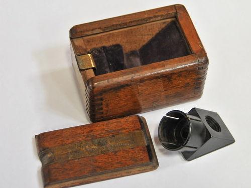 Borescope Inspection Mirror | Period: World War 2 1938 | Make: Wray Optical Works Ltd | Material: Optical Glass