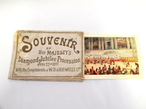 Diamond Jubilee Souvenir | Period: 1897 | Material: Paper