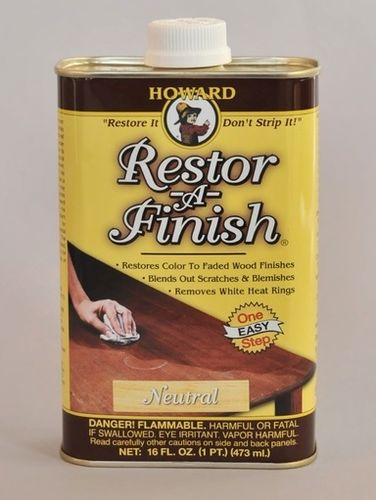 Howard Restor-A-Finish | Period: New | Make: Howard Products | Material: Restoration