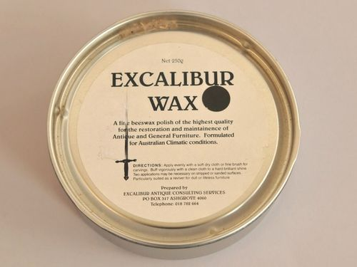 Excalibur Wax | Period: New | Make: Excalibur Antique Consulting Services | Material: Wax