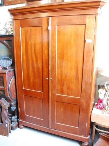 Cedar Tall Cupboard | Period: Victorian c1880 | Material: Cedar
