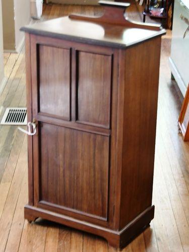 Music Cabinet | Period: Victorian c1895 | Material: Walnut