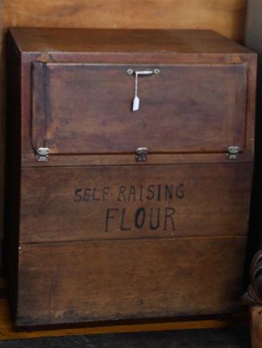 Flour Bin /Cabinet | Period: c1930s | Material: Pine