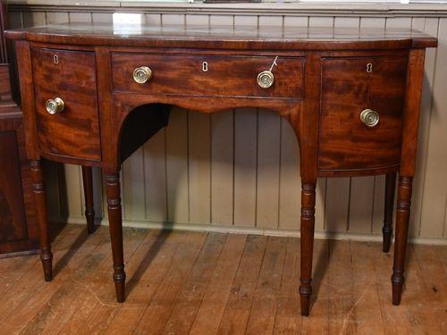 Regency Sideboard | Period: Regency c1820 | Material: Flame mahogany