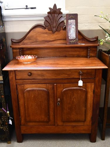 Cedar Meatsafe Chiffioner | Period: Victorian 1890s | Material: Cedar